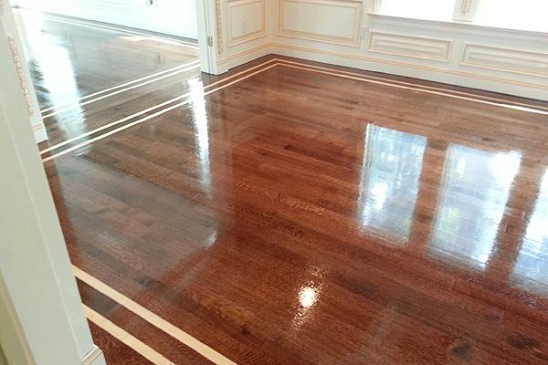 Delightful Hardwood Floor Refinishing. New Hardwood Floors Inlays